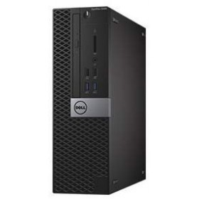 Dell Optiplex 5040 Small form Factor - Intel Core I5 6500 3.2 Ghz - 4 Gb - 500 Gb - Windows 10 Pro